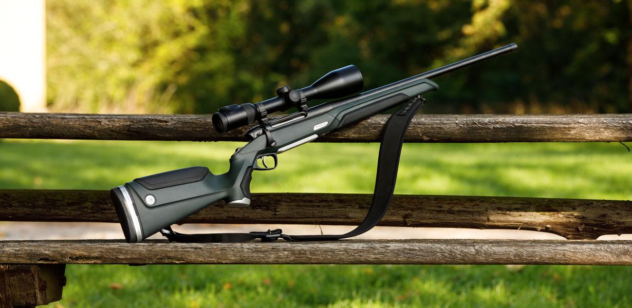 STEYR Monobloc green/black - Repeating rifles - AKAH