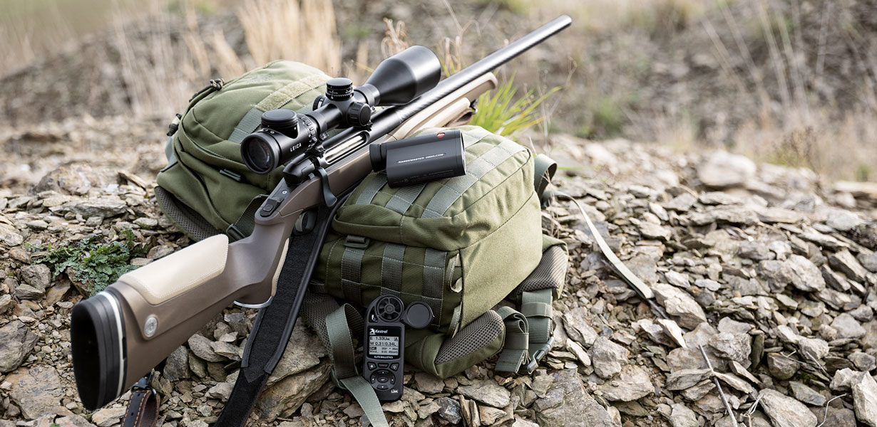 STEYR Monobloc mocca/sand - Repeating rifles - AKAH
