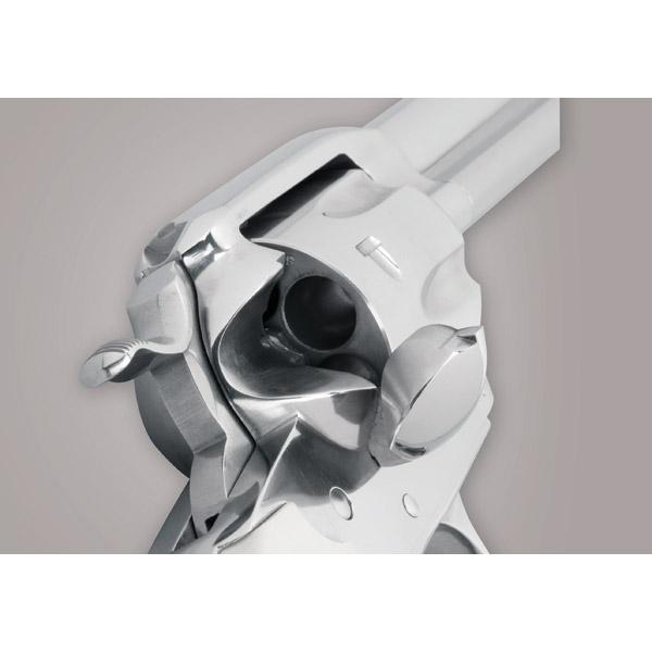 RUGER Bisley New Vaquero - Revolvers  38/ 357 - AKAH