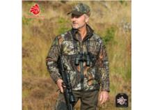SHOOTERKING Softshell Jacket Mossy Oak Camo
