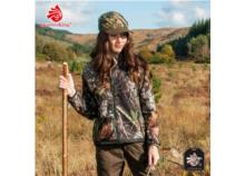 SHOOTERKING Softshell Jacket Ladies Mossy Oak Camo