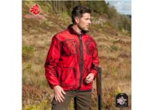 SHOOTERKING Softshell Jacket Mossy Red