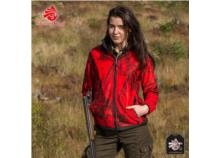 SHOOTERKING Mossy RED Softshell Women