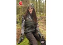 SHOOTERKING Victor Down Jacket Women New Break-Up Camo