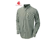 SHOOTERKING Bamboo Casual Shirt green