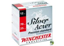 WINCHESTER Silver Steel 12/70